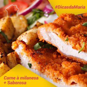 Carne Milanesa