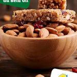 Barrinha de cereal da Bela Gil