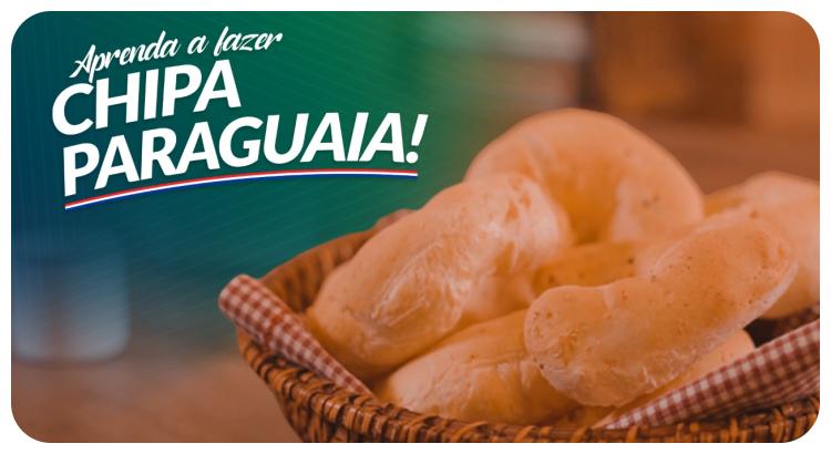 Chipa Paraguaia