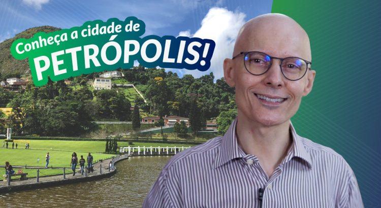 Cidade de Petrópolis com Paulo Manoel