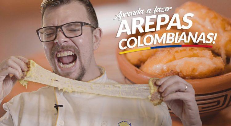 arepas colombianas