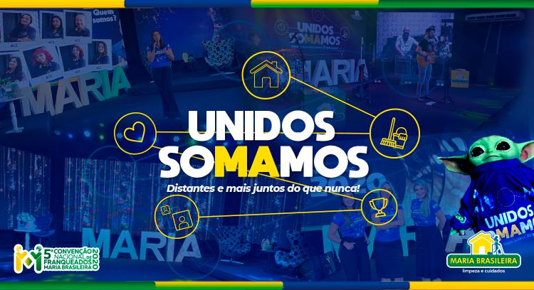 5ª Convenção Nacional Maria Brasileira