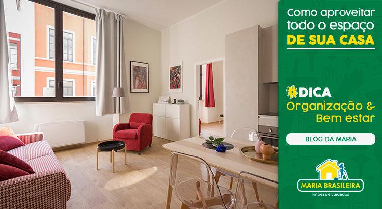 apartamento com espaço e bonito bem decorado